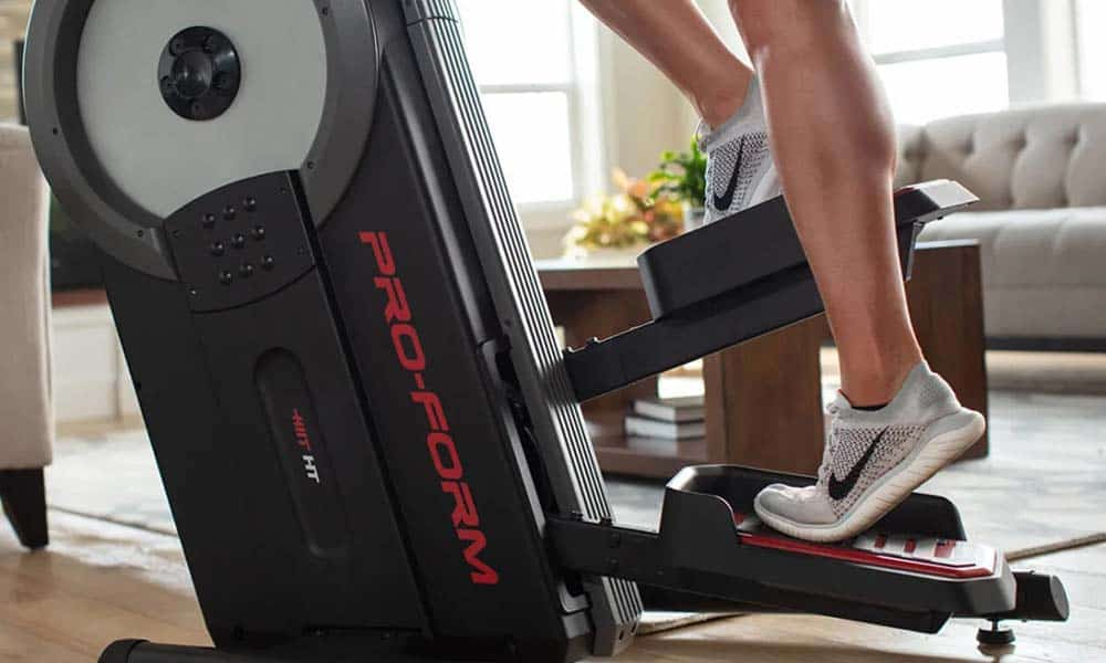 what is moderate speed on elliptical
