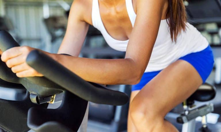 Stationary Bike Benefits For Legs