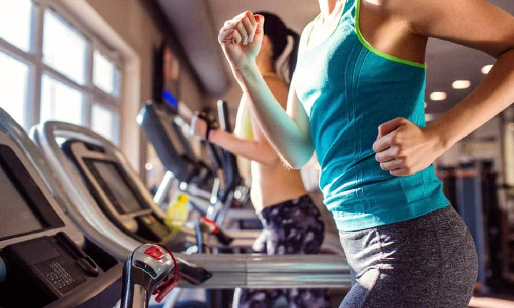 best way to burn fat on a treadmill