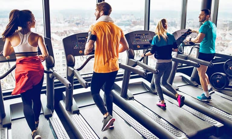 commercial treadmill for home