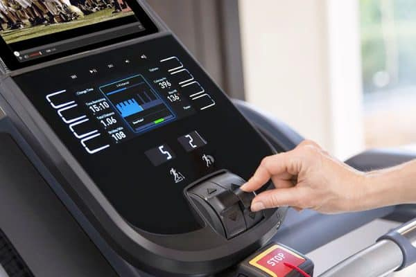 how to turn on nordictrack elliptical