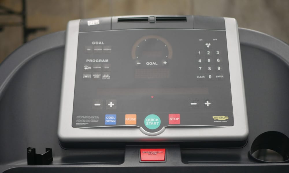 Treadmill Turns On But Buttons Don't Work