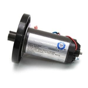 Replaceable motor drive