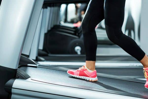 Treadmill That Starts And Stops Immediately
